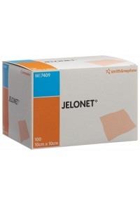 JELONET Paraffingaze 10cmx10cm steril 100 Stk