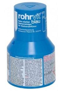 ROHRVIT Ablaufreiniger Gran blau 100 g
