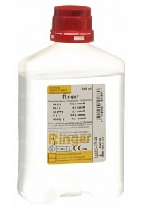 RINGER Bichsel Spül Lös 500ml o Best Plast Fl
