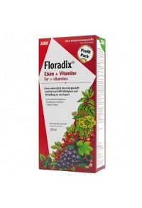 FLORADIX Eisen + Vitamine Saft Fl 500 ml