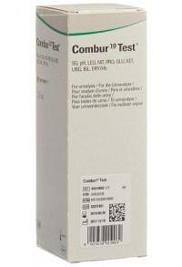 COMBUR 10 TEST Streifen 100 Stk