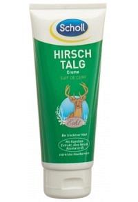 SCHOLL Hirschtalg Creme Tb 100 ml