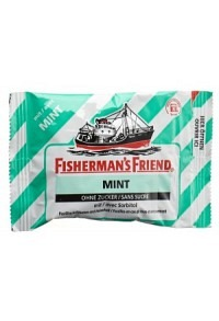 FISHERMAN'S FRIEND Mint ohne Zucker Btl 25 g