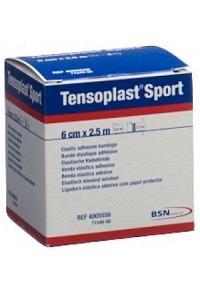 TENSOPLAST SPORT Elastisches Tape 6cmx2.5m