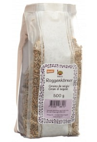 MORGA Roggenkörner Demeter Btl 500 g