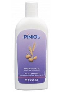 PINIOL Massagemilch m Mandel-Weizenkeimöl 250 ml