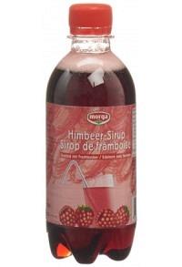 MORGA Himbeer Sirup m Fruchtzucke 3.3 dl