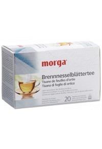 MORGA Brennnesselblättertee Btl 20 Stk