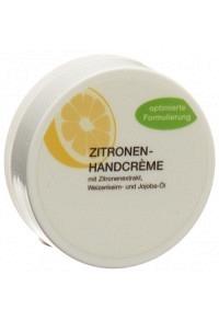 INTERCOSMA Handcreme Zitrone Ds 75 ml
