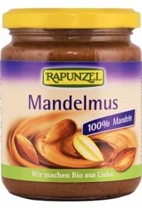 RAPUNZEL Mandelmus braun Bio Glas 250 g