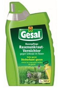 GESAL Rasenunkraut-Vernichter 500 ml (Achtung! Versand nur INNERHALB der SCHWEIZ möglich!)