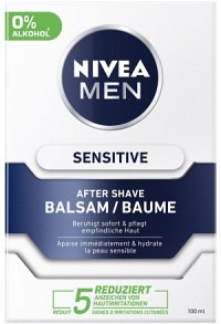 NIVEA Men Sensitive After Shave Balsam 100 ml