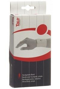 TALE Handgelenk Bandage Velcro 7.5cm weiss