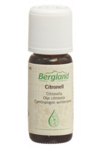 BERGLAND Citronelle Öl 10 ml