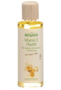 BERGLAND Vitamin E Hautöl 125 ml