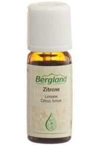 BERGLAND Zitrone Öl 10 ml