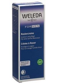 WELEDA FOR MEN Rasiercreme Tb 75 ml