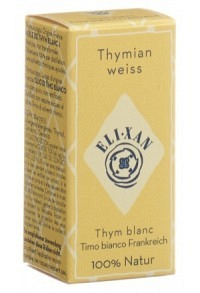 ELIXAN Thymian weiss Öl 10 ml