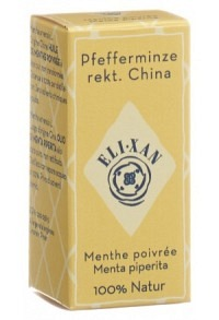 ELIXAN Pfefferminz China Öl 10 ml