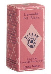 ELIXAN Lavendel Mont Blanc Öl 10 ml