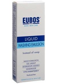 EUBOS Seife liq unparf blau Dosiersp 400 ml