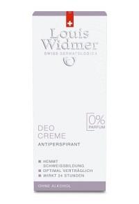 WIDMER Deo Creme Unparf 40 ml