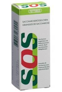 PHYTOMED SOS Saccharosekügelchen 20 g