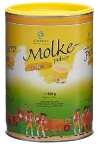 OTMARSAN Kurmolke natur pulverisiert Ds 800 g