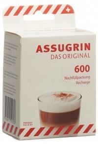 ASSUGRIN Das Original Tabletten refill 600 Stk