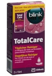 BLINK TotalCare Daily Cleaner 2 x 15 ml
