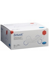 ZETUVIT Absorptionsverband 10x20cm 30 Stk