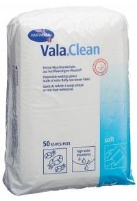 VALACLEAN Soft Ein Waschhandsch 15.5x22.5cm 50 Stk