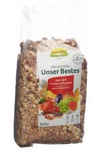 GRANOVITA Knusper Müesli unser Bestes 1 kg