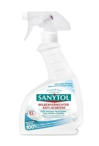 SANYTOL Milbenvernichter Spray 300 ml (Achtung! Versand nur INNERHALB der SCHWEIZ möglich!)
