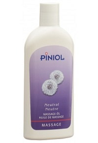 PINIOL Massageöl Öl neutral 250 ml