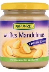 RAPUNZEL Mandelmus weiss Bio Glas 250 g
