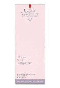 WIDMER Lait Corporel Parf 200 ml