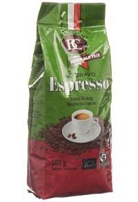 BC BERTSCHI CAFE Bio Bravo Kaffee Espre ganz 500 g