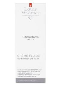 WIDMER REMEDERM Creme Fluide Parf 200 ml
