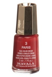 MAVALA Nagellack Mini Color 03 Paris 5 ml