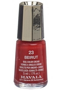 MAVALA Nagellack Mini Color 23 Beirut 5 ml