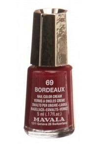 MAVALA Nagellack Mini Color 69 Bordeaux 5 ml