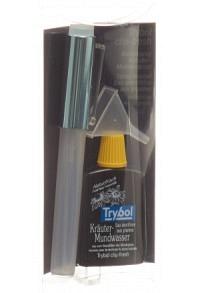 TRYBOL Mundspr clip-fresh blau 8ml +Mundwass 20ml