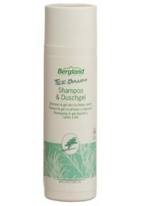 BERGLAND Teebaum Shampoo und Duschgel Tb 200 ml