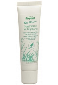 BERGLAND Teebaum Hautcreme Ringelblume Tb 50 ml