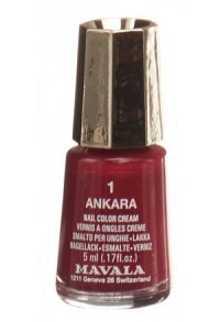 MAVALA Nagellack Mini Color 01 Ankara 5 ml
