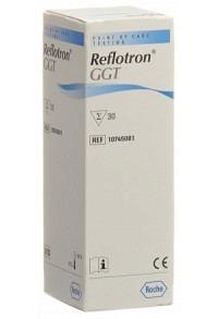 REFLOTRON GGT Teststreifen 30 Stk