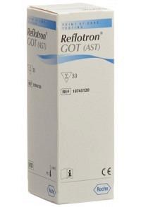 REFLOTRON GOT Teststreifen 30 Stk