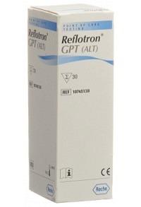 REFLOTRON GPT Teststreifen 30 Stk