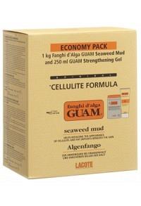 GUAM Algenfango classic Kurpackung 1kg + Gel